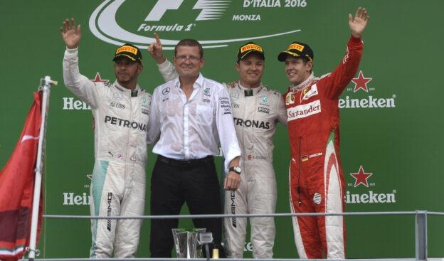 Pirelli GP ITALIA F1/2016