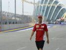 Sebastian Vettel GP SINGAPORE F1/2016
