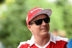 Kimi Raikkonen Malaysian GP F1/2016