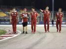 Ferrari team GP SINGAPORE F1/2016