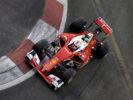 Sebastian Vettel Ferrari Singapore GP F1/2016