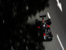 Jenson Button on track. Singapore GP F1/2016
