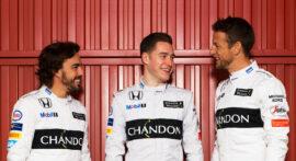 Alonso_Button_Vandoorne Italian GP F1/2016