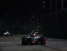 Esteban Gutierres sparks fly at Singapore GP F1/2016