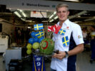 Marcus Ericsson (SWE), Sauber F1 Team. 50th GP celebration. Marina Bay Street Circuit. F1/2016