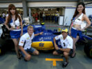 Felipe Nasr (BRA), Sauber F1 Team. Marcus Ericsson (SWE), Sauber F1 Team. Marina Bay Street Circuit. Singapore GP F1/2016