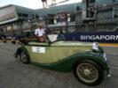 Felipe Nasr (BRA), Sauber F1 Team. Drivers parade. Marina Bay Street Circuit. Singapore F1/2016
