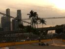 Sauber Singapore GP F1/2016