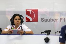 Monisha Kaltenborn (AUT), Sauber F1 Team CEO and Team Principal. Singapore GP 2016.