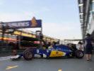 Marcus Ericsson (SWE), Sauber F1 Team. Marina Bay street Circuit, Singapore GP 2016