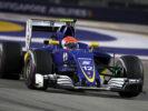 Felipe Nasr (BRA) Sauber F1 Team. Marina Bay street Circuit, Singapore GP 2016.