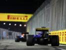 Felipe Nasr (BRA) Sauber F1 Team. Marina Bay street Circuit. Singapore GP F1/2016