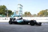 Formula One - MERCEDES AMG PETRONAS, Italian GP 2016. Lewis Hamilton;
