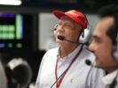 Formula One - MERCEDES AMG PETRONAS, Italian GP 2016. Niki Lauda;