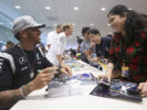 Formula One - MERCEDES AMG PETRONAS, Singapore GP 2016. Lewis Hamilton;