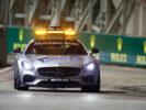 Mercedes 2016 F1 pace car
