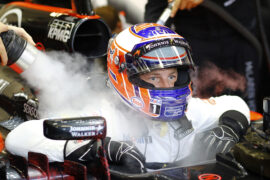 Jenson Button On The Future Of F1