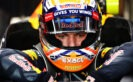 Max Verstappen gets ready in the garage during practice for the F1 GP of Singapore at Marina Bay Street Circuit 2016