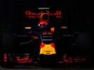 Max Verstappen on track during qualifying for the Formula One Grand Prix of Singapore 2016