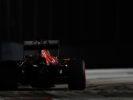 Daniil Kvyat on track during qualifying for the Formula One Grand Prix of Singapore 2016
