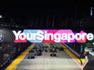 2016 Singapore Hulkenberg start crash
