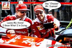 Raikkonen leaving F1 future open for now