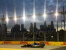 Nico Hulkenberg Sahara Force India F1 VJM09. Singapore Grand Prix F1/2016