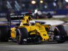Kevin Magnussen (DEN) Renault Sport F1 Team RS16. Singapore GP F1/2016