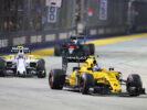 Jolyon Palmer (GBR) Renault Sport F1 Team RS16. Singapore GP F1/2016