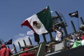 Spokesman: Earthquake will not stop Mexico GP