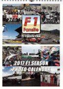 2017 F1 Fansite Photo Calendar