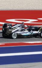 Formula One - MERCEDES AMG PETRONAS, United States GP 2016. Lewis Hamilton;