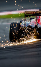 Carlos Sainz of Scuderia Toro Rosso and Spain during qualifying for the Malaysia Formula One Grand Prix 2016