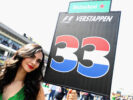 Verstappen: Grid girls must stay in F1