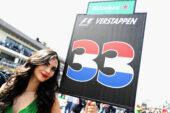 Verstappen: Grid girls must stay in F1