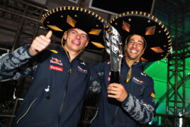2016 Mexican Grand Prix: F1 race Results, Winner & Report