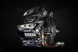 MERCEDES AMG PETRONAS, Launch, Mercedes-Benz F1 W07 Hybrid, Power Unit Mercedes-Benz PU106B Hybrid;