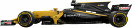 Renault RS17 profile