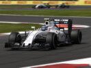 Autodromo Hermanos Rodriguez, Mexico City, Mexico. Valtteri Bottas, Williams FW38 Mercedes.