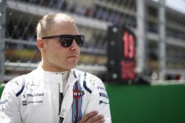 Autodromo Hermanos Rodriguez, Mexico City, Mexico. Valtteri Bottas, Williams Martini Racing.