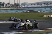 Lewis Hamilton & Nico Rosberg GP ABU DHABI (2016)