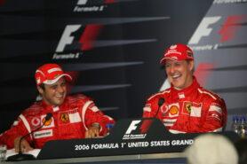 Massa not revealing Schumacher health 'information'