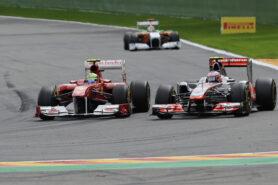 Results 2011 Formula 1 Grand Prix of Belgium