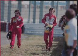 Alain Prost slams Senna movie