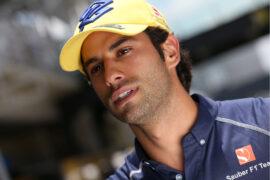 Felipe Nasr (BRA), Sauber F1 Team. Autodromo Jose Carlos Pace.