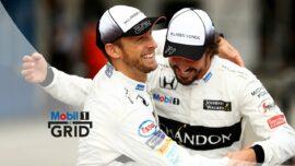 Synergy: Jenson Button & Fernando Alonso about Teamwork