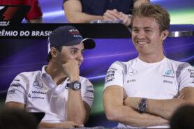 2018 Felipe Massa interview by Nico Rosberg