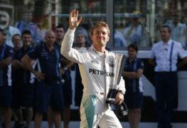 Formula One - MERCEDES AMG PETRONAS, Abu Dhabi GP 2016. Nico Rosberg;World champion 2016