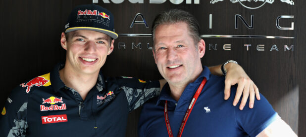 Keeping up with the Verstappens by David Coulthard