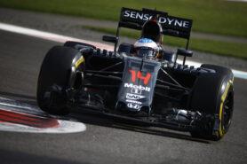 Fernando Alonso. Abu Dhabi GP F1/2016